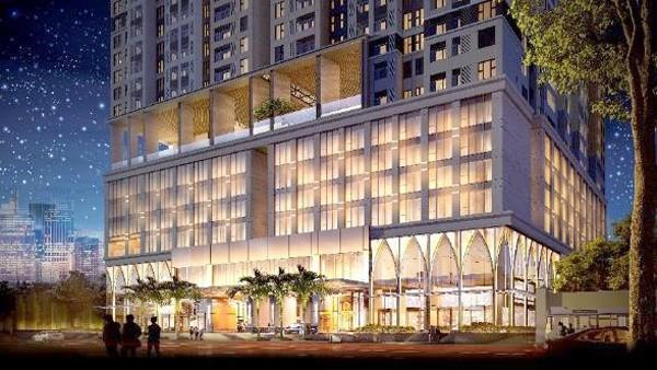 Tiềm năng tăng giá căn hộ hạng sang trung tâm TPHCM ảnh 1