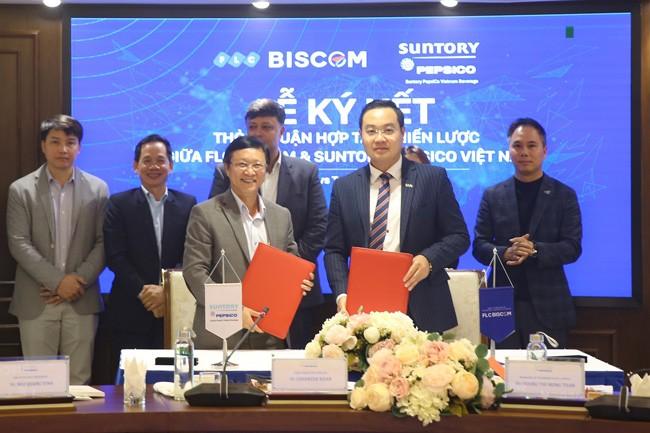 FLC và Suntory PepsiCo Vietnam ký kết hợp tác chiến lược ảnh 3