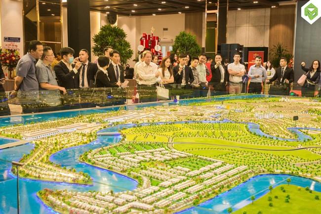 Đảo đô thị: Làn gió mới thị trường bất động sản ảnh 1
