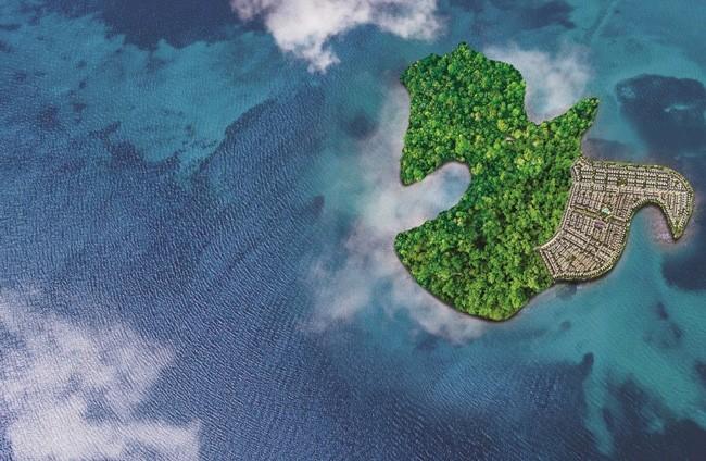 Đảo đô thị: Làn gió mới thị trường bất động sản ảnh 2