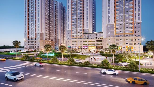Bien Hoa Universe Complex: 1.000 khách hàng chiêm ngưỡng căn hộ mẫu ảnh 1