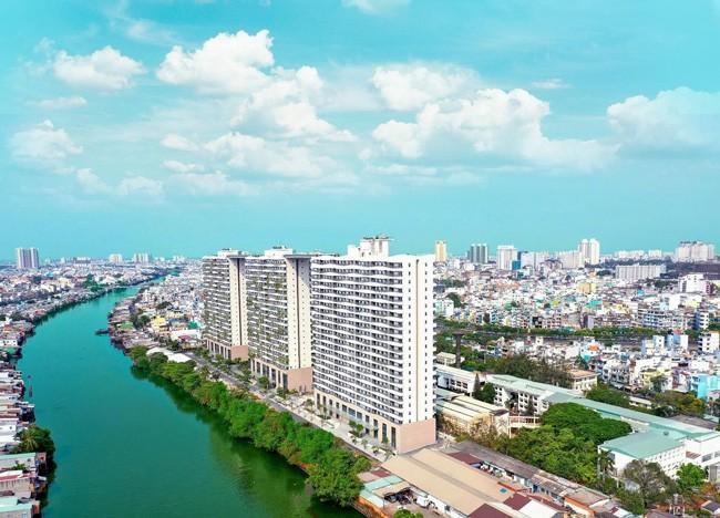 Diamond Lotus Riverside lọt top 5 công trình xanh tốt nhất 2020 ảnh 2