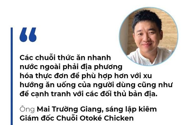 Cuộc chiến thức ăn nhanh ở Việt Nam: Đại gia ngoại tháo chạy ảnh 6