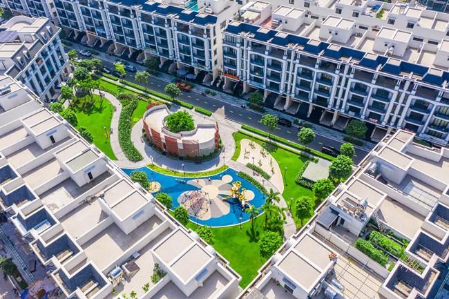 Van Phuc City nhận giải thưởng Dự án đáng sống 2021 ảnh 3