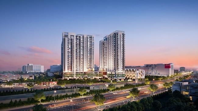 Sức hút dự án căn hộ an cư khu Tây Sài Gòn ảnh 3