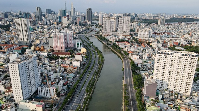 Sức hút dự án căn hộ an cư khu Tây Sài Gòn ảnh 1
