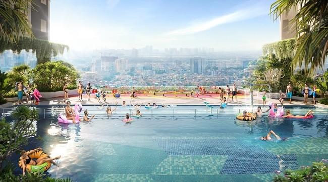 Moonlight Centre Point – Điểm sáng an cư và đầu tư tại Tây Sài Gòn ảnh 2