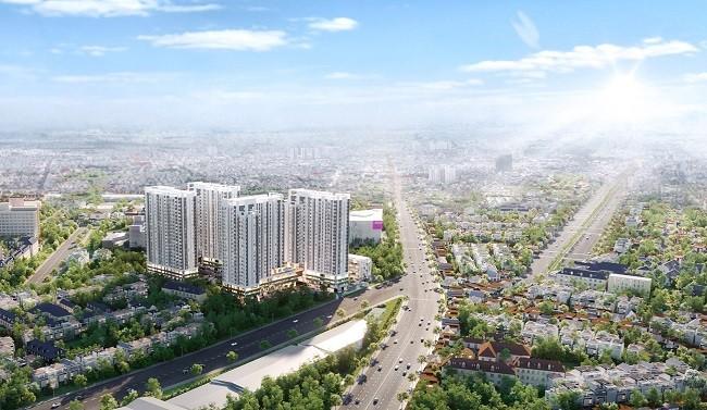 Moonlight Centre Point – Điểm sáng an cư và đầu tư tại Tây Sài Gòn ảnh 3