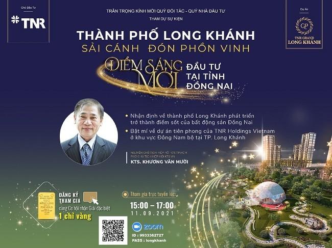 Long Khánh – Điểm sáng đầu tư bất động sản mới tại Đồng Nai ảnh 1