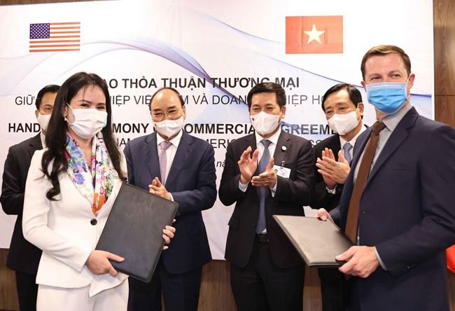 T&T Group ký các hợp đồng hợp tác thương mại đầu tư trị giá trên 3 tỷ USD ảnh 2