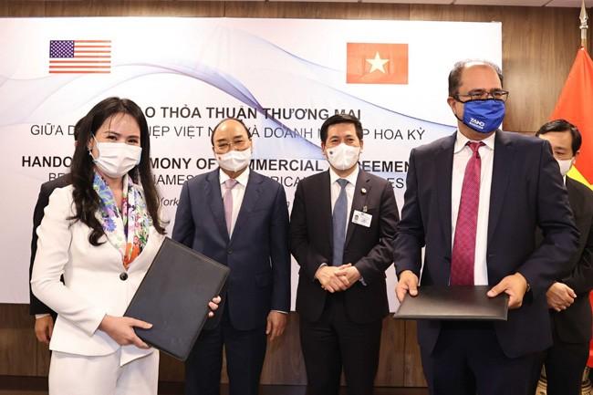T&T Group ký các hợp đồng hợp tác thương mại đầu tư trị giá trên 3 tỷ USD ảnh 3