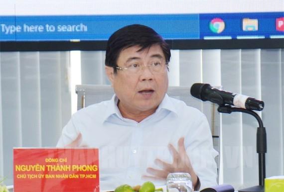 SHTP must lead city's digital transformation process: HCMC Chairman ảnh 1