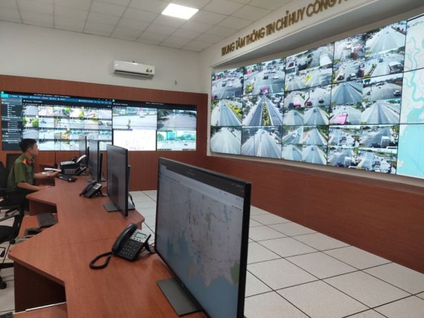 Traffic camera system on National Way No.51 formally launched ảnh 1