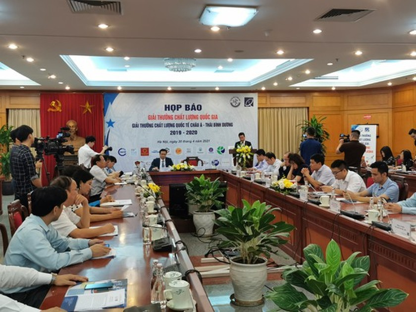 National Performance Excellence Award 2019-2020 formally kicked off ảnh 1