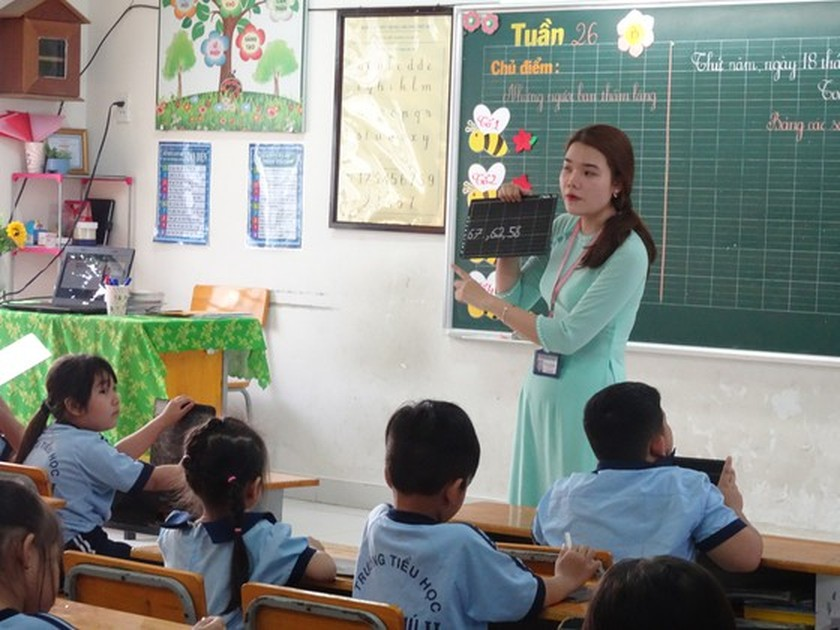Schools in HCMC to finish second semester by May 15 due to Covid-19 ảnh 1