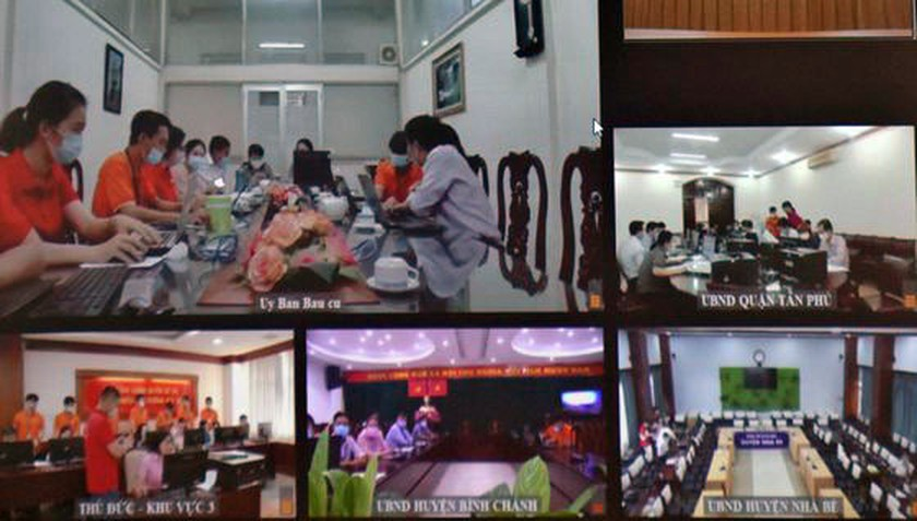HCMC piloting software to aid election process ảnh 1