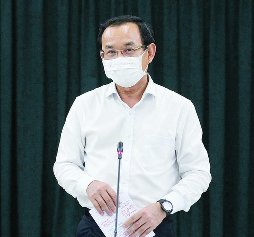 HCMC to further promote caretaking for poor, vulnerable people: City Party Chief ảnh 1