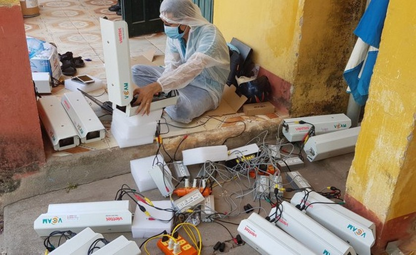 Vietnam effectively implementing technologies for Covid-19 prevention, control ảnh 1