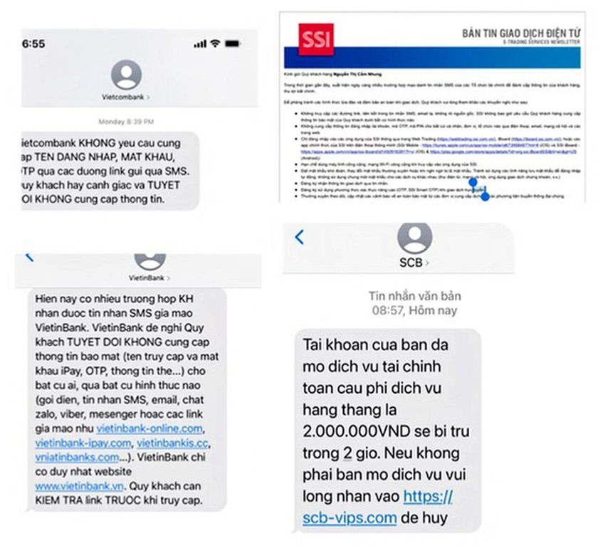 Scam activities on the rise during Covid-19 outbreaks ảnh 1