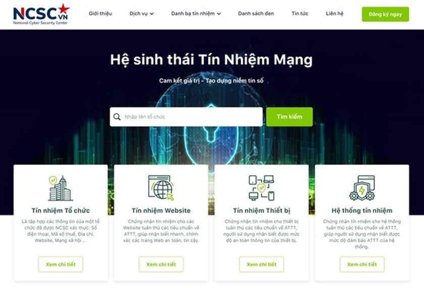 Cyber safety authentication ecosystem formally launched ảnh 1