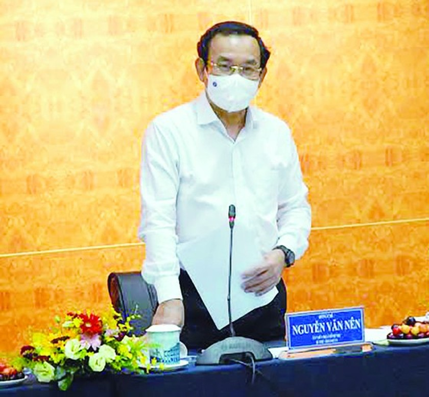HCMC must prioritize citizen's living standard in its planning: HCMC Party Chief ảnh 1