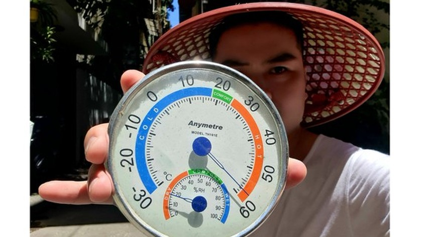 Northern, Central regions experiencing extreme hot weather ảnh 1