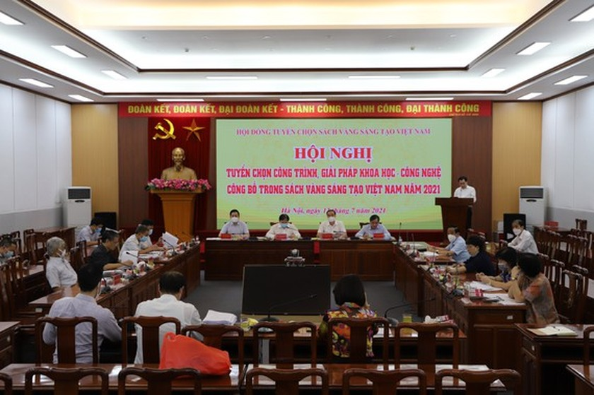 76 outstanding scientific projects enter Vietnam Yellow Book of Innovation 2021 ảnh 1