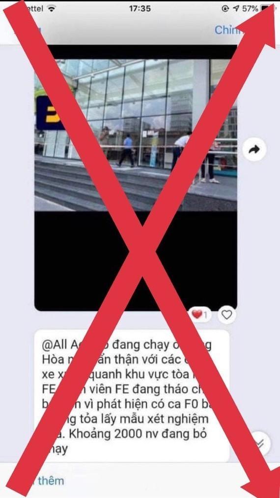 HCMC determinedly stops fake news spreading ảnh 1