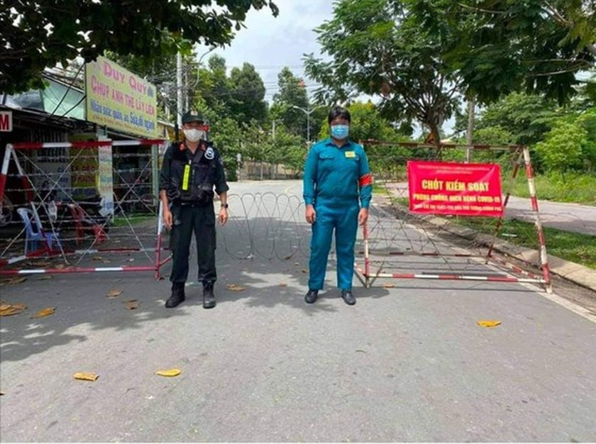 Thu Duc City lifts medical lockdown in its wards from July 30 ảnh 1