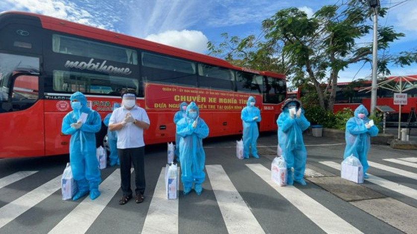 HCMC trying to put Covid-19 outbreak under control in 2 lockdown extension weeks ảnh 3