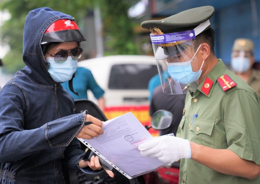 MoPS launches software to monitor citizens in Covid-19 infected areas ảnh 1