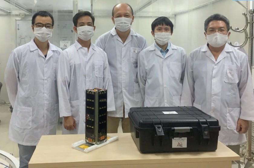 Vietnam to launch NanoDragon satellite in March 2022 ảnh 1