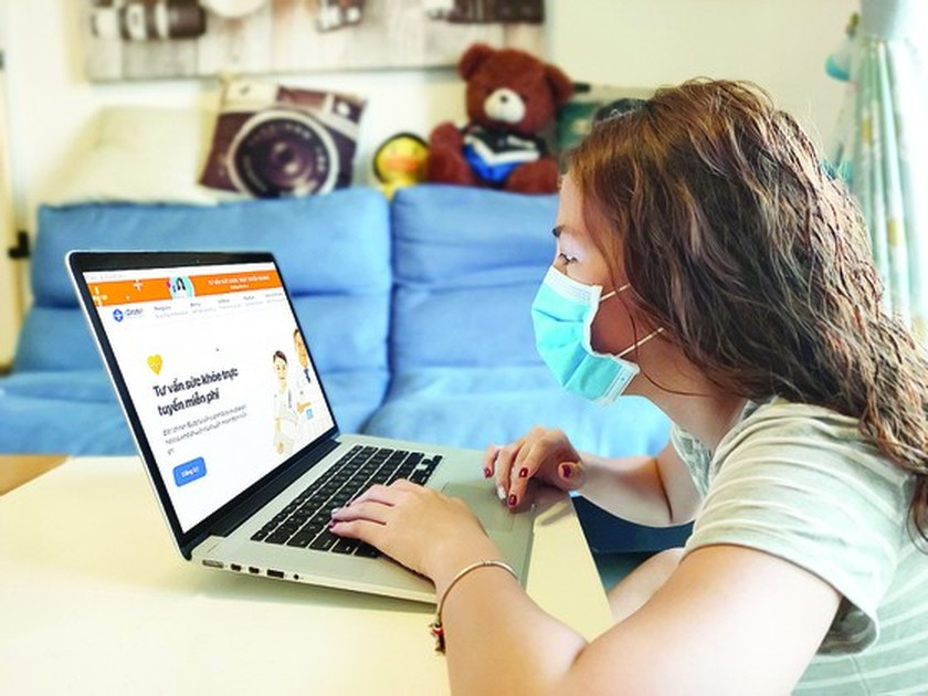HCMC actively exploits technologies to support vulnerable people in Covid fight ảnh 1