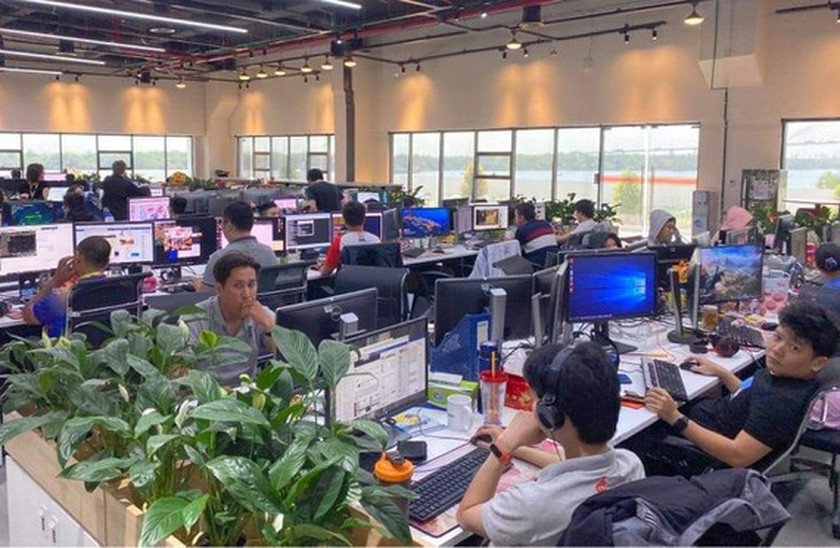 Game industry in Vietnam sees promising future ảnh 1