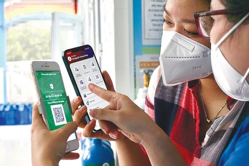 Vietnam effectively using electronic health record in Covid-19 fight ảnh 1