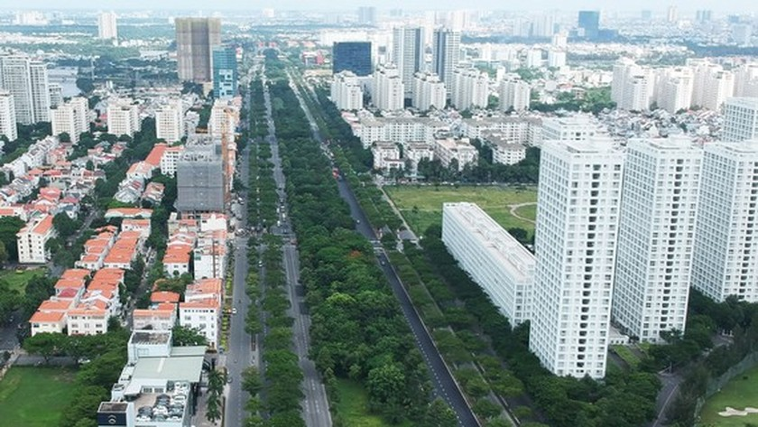 General planning for HCMC until 2040 approved ảnh 1