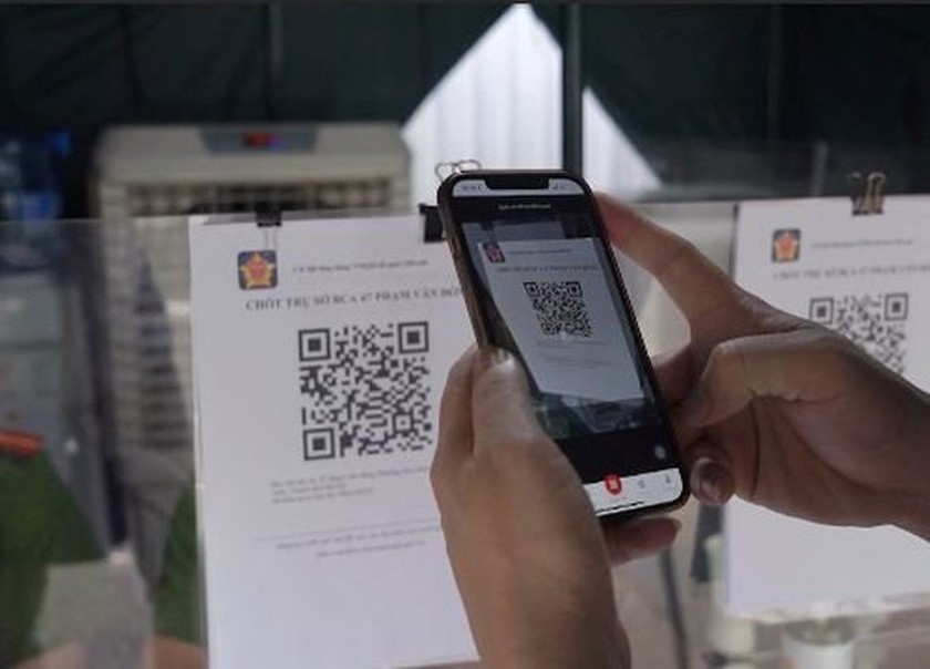 Chip-based citizen ID cards displays 7 essential information fields ảnh 1