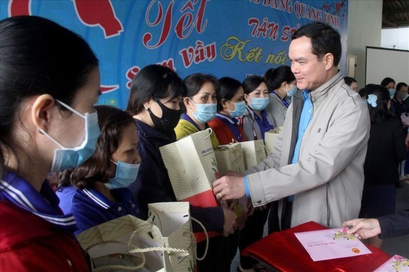National union to aid key workers during Tet holiday ảnh 1