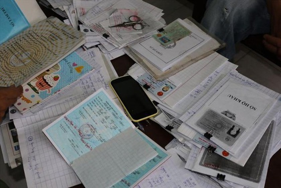 Online loan shark gang found in HCMC, prosecuted ảnh 2