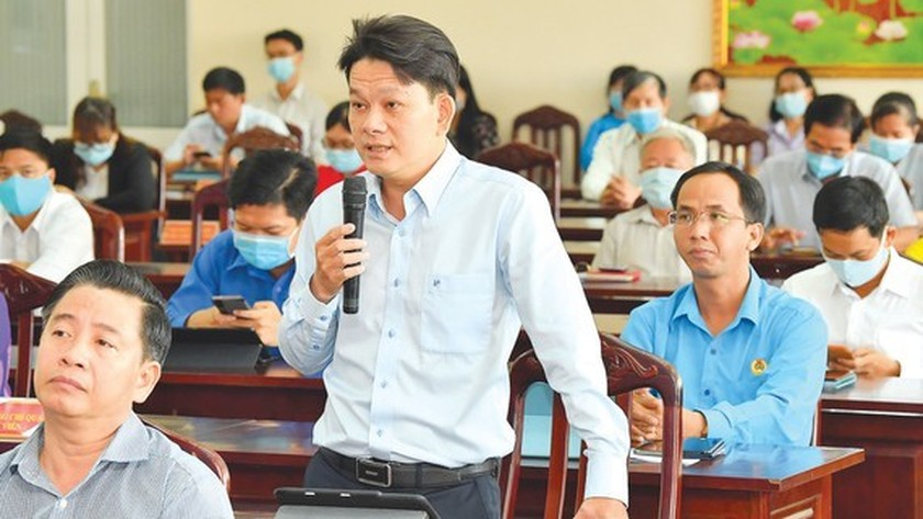 """HCMC promotes initiatives, resolves setbacks for """"paperless meeting"""" ảnh 1"""