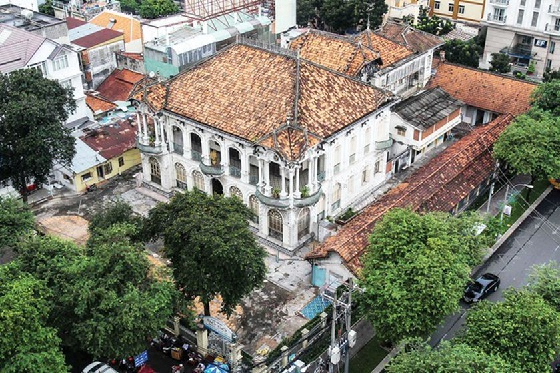 HCMC seeks to balance economics, conservation for old villas ảnh 1