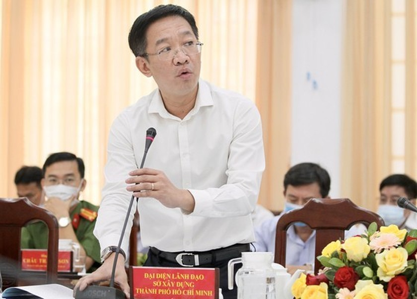 Strong propositions inquired for run-down apartment buildings in HCMC ảnh 3