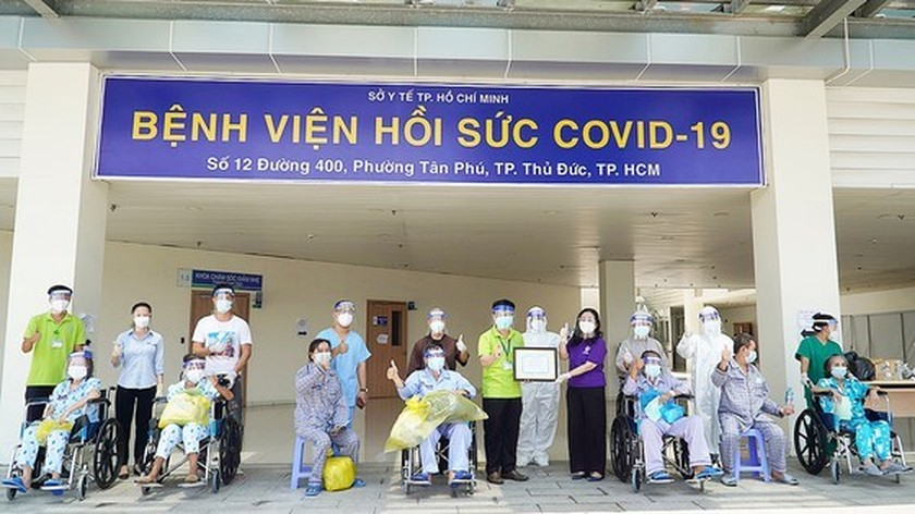 New Covid-19 prevention models bring dropped fatality rate in HCMC ảnh 2