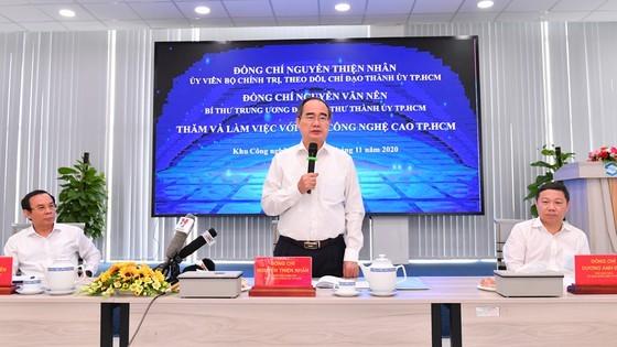 HCMC develops SHTP associated with Thu Duc City ảnh 1