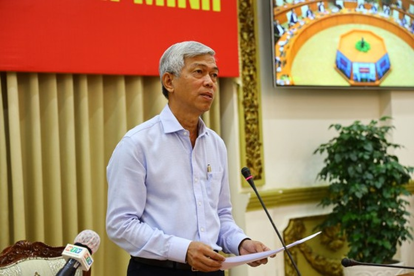 Thu Duc City comes into normal operation ảnh 1
