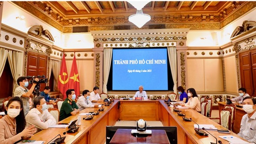 HCMC's budget collection at VND2.9 trillion per day ảnh 1