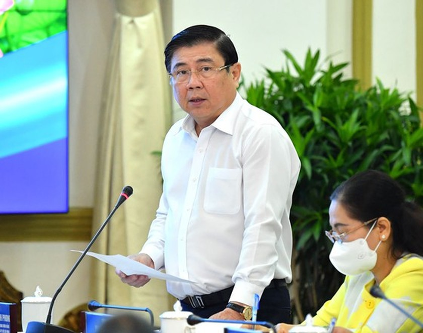 Newly-elected PM has first meeting with HCMC's leaders ảnh 2