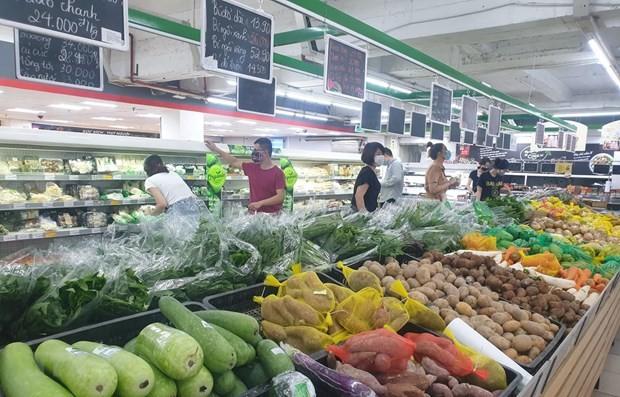 HCMC's CPI rises 0.33 percent in May ảnh 1