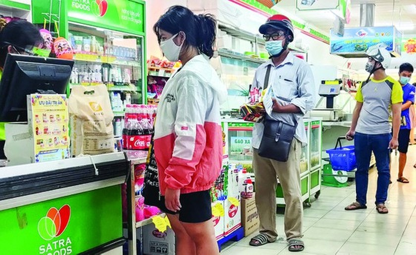 Supply of essential goods enough for next six months ảnh 1