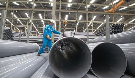Production costs erode internal resources of enterprises ảnh 1